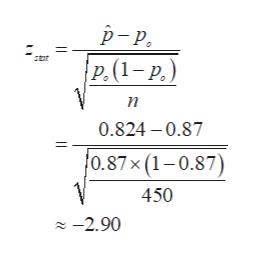 р-р,. stt Р.(1-р.) п 0.824 0.87 0.87x (1-0.87) 450 -2.90