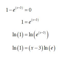 1-е-3) — 0 1-е-3) In(1) In(e-3) In(1) x-3) In (e)