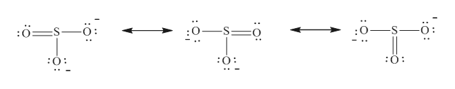 Answered  Draw The Three Resonance Structures Of U2026