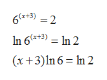 6x+3) 2 In 6+3) =n 2 (x+3) (x+3)n 6 n 2