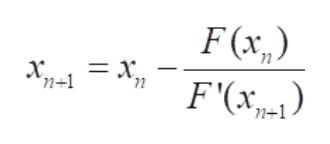 F(x х, — х, F'(x п n+1 n+1
