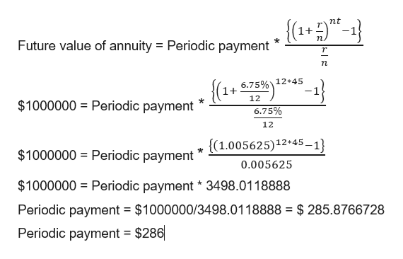 deposit formula  Answered: a. Use the appropriate formula to…   bartleby