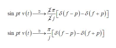 Z(p)-f+p)] sin pt v(t sin pt v(t) 5-p)-of+p)]