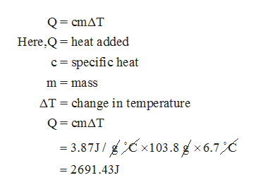 Answered: In a coffee cup calorimeter, 50 0 mL of…   bartleby