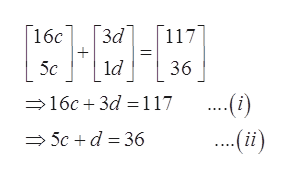 16c Гза 117 ld 5c 36 16c 3d= 1 17 ..(i) ..(i) 5c+d 36