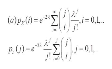 (a)Pr()=e i=0,1.. i PyG)= j! j= 0,1,.. i i=0