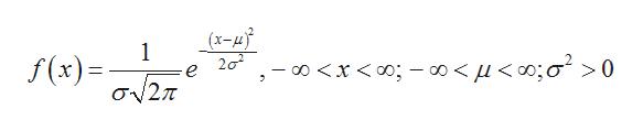 (x-uj 1 -e 2 V2T f(x) ,- oo<x < o; - o< < o;o>0