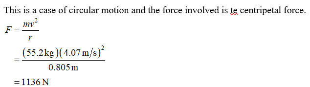 Physics homework question answer, step 1, image 1