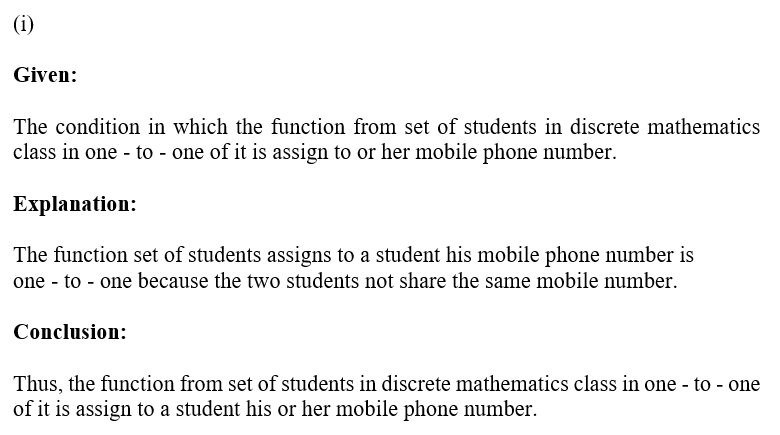 Answered: Consider these functions from the set…   bartleby