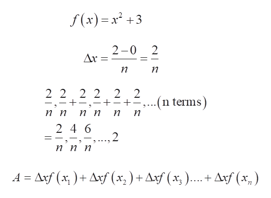 f(x) x +3 2-0 2 п п 2 2 2 2 2 2 +-+ (n terms) пп пп п 246 2 _ ппп = Arf (x)+Axf (x, ) + Axf (x, ).+ Axf (x,) +