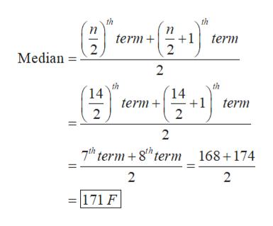 "+1 2 term 2 term Median th 14 14 +1 2 term 2 term 2 7"" term 8 term 168+174 2 2 171 F"