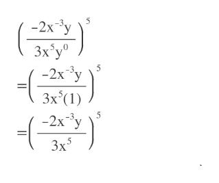 5 -2х *y Зх'у° -2х *у 5,,0 3x'(1) -2х*у Зx5