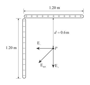 1.20 m + + + + + d 0.6m E 1.20 m VE net