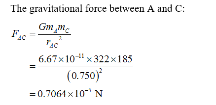 Physics homework question answer, step 2, image 3