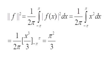 |SlP=\ 5(2)Fcdx = 2л х* dx 2л 1 п л 2л 3 3