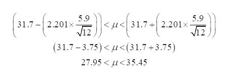 -20)-20) 5.9 31.7-2.201x V12 5.9 < U < 31.7 2.201x v12 (31.7-3.75)< u(31.7+3.75) 27.95 <u<35.45
