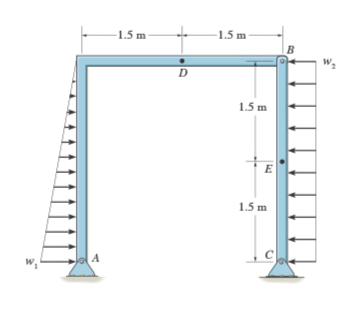 - 1.5 m -1.5 m В D 1.5m E 1.5 m A
