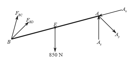 ВС Евt BD А, В 850 N