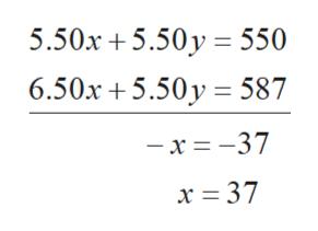 5.50x5.50y 550 6.50x5.50y 587 -x-37 x 37