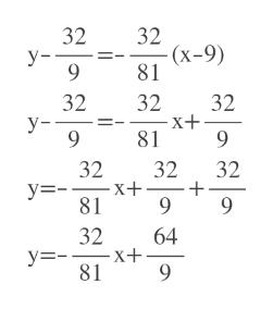 32 -(x-9) 81 32 у- 9 32 32 X+ 81 32 у- 9 9 32 X+ 81 32 32 у-- 9 9 32 64 -X+ 81 9