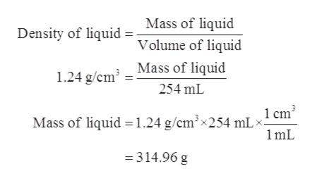 Chemistry homework question answer, step 3, image 1