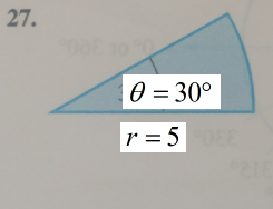 Trigonometry homework question answer, step 1, image 1
