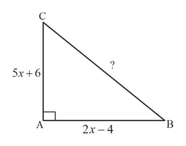 С 5x6 В 2х -4