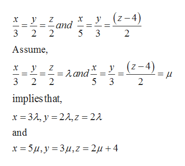 (z-4) Z -and 5 3 3 2 2 2 Assume, (z-4) Aand 3 2 2 5 3 2 implies that, x 3, 2,z 21 and x 5, y 3 2u 4