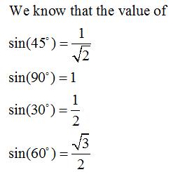 Trigonometry homework question answer, step 2, image 1