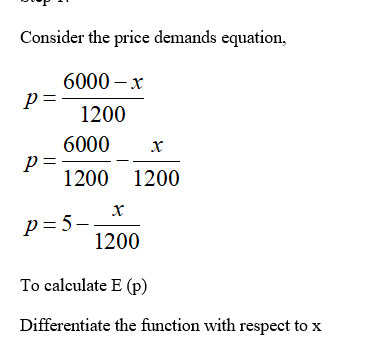 Answered 25 Elasticity Of Demand Question Bartleby