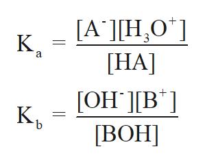"""[А ]Н,О""""] а [НA] [ОН ]В'] К, , [ВОН]"""