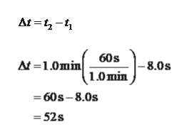 At t- 60s м-1.0шіл -8.0s (1.0 шіп 60s-8.0s =52s