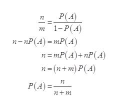 Р(4) т 1-Р(А) п-пР(4) -тР(4) п3тP(А)+ nР(4) п- (п+т)P(4) п Р(4) п+m