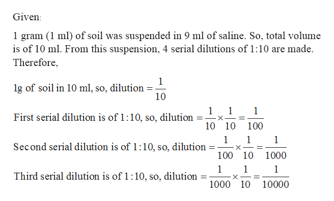 Biology homework question answer, step 3, image 1