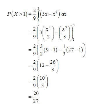 (3x-x2) dc 9 2 o-1)-7-1) 2 3 92 2 26 12 3 2 10 9 3 20 27