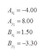 А. -4.00 А, 3 8.00 В. 3 1.50 = -3.30 У1