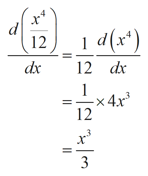 4 х d(x° 12 dxc 12 dx 1 4x3 x 12 3 |