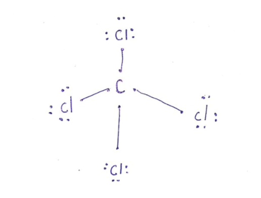 Answered  Draw The Lewis Structure Of Ccl4  Are U2026