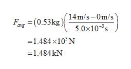 Fanz(0.53kg14m/s-0m/s 5.0x10s 1.484 103N 1484kN