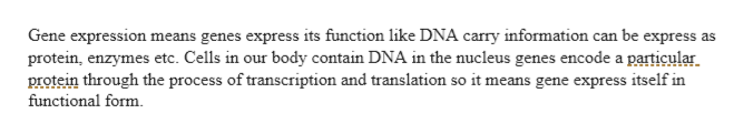 Biology homework question answer, step 1, image 1