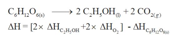 -2 CH,OΗ+2CO9 +2x ΔΗ, 1 -ΔcΗ,Ο ι ) CH120 ΔΗ-2x ΔΗ.,.Οι +2 x ΔΗ, 1-ΔΗ '6(s)