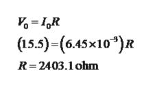 (5.5)-(6.45x10)R R 2403.1ohm