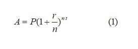 "А %3D Р(1+ —)"" (1) п"