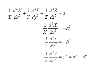 1 а'x, 1а'r 1 d'z = 0 1 d2x -a2 1 d'Y Y фу- 1 d'z = 7 = a + Z dz