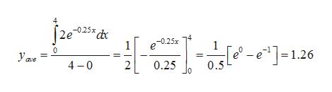 -025x 1 1 e025x ]1.26 0 -e 0.25 4 0 2 0.5