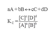 aA+bBcC+dD [C] [D] Кс [ABJ