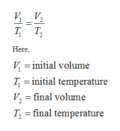 Т, т, Here V initial volume T initial temperature Vfinal volume T2 final temperature