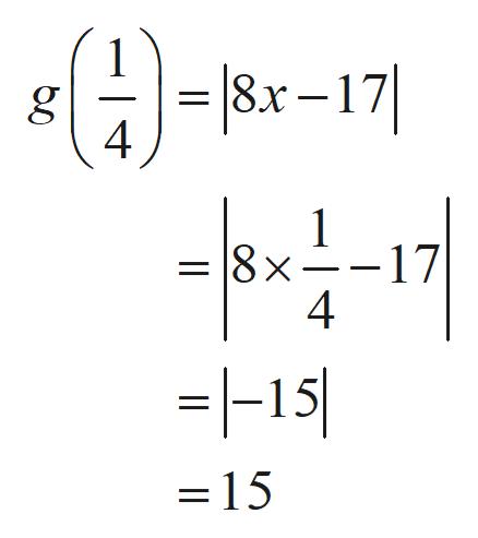 -1&x-1기 g 4 1 8x 17 - 4 -15 = 15