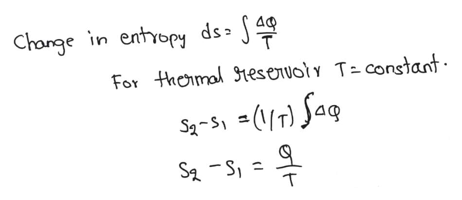Change in entropyy ds J For themal tesewołY T-constant Sa-5T)JaQ S2 SI