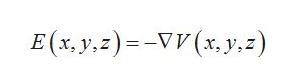 E (x. y.z) -VV (x, y.)